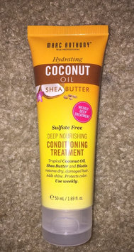 Marc Anthony True Professional Hydrating Coconut Oil & Shea Butter Conditioner, 8.4 fl oz uploaded by Varsha S.
