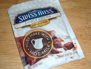 Photo of Swiss Miss Sensible Sweets No Sugar Added Hot Cocoa Mix uploaded by Maria R.