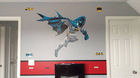 Roommates RoomMates Batman Bold Justice Peel & Stick Giant Wall Decal uploaded by Marisa M.