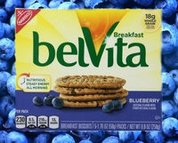 belVita Breakfast Biscuits 5 Pack Blueberry Breakfast Biscuits uploaded by Kristin S.