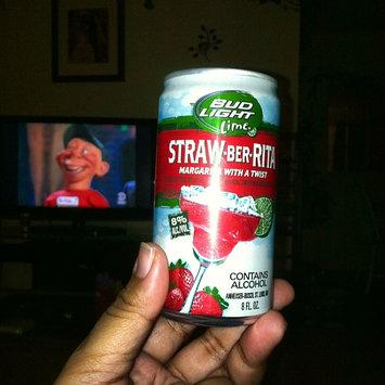 Photo of Bud Light Lime Stra-Ber-Rita uploaded by Jessi C.