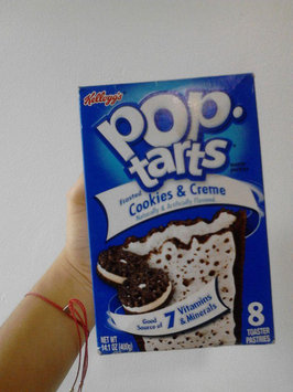 Photo of Kellogg's Pop-Tarts Frosted Cookies & Cream Toaster Pastries uploaded by Merly Sofía B.