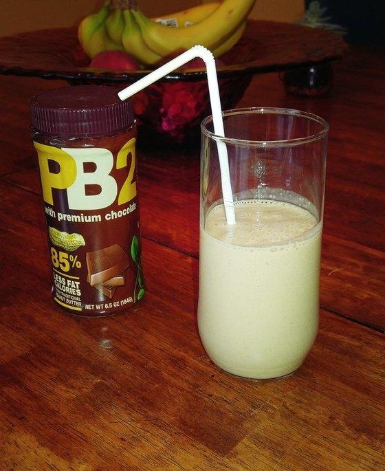 PB2 with Premium Chocolate uploaded by Jackie