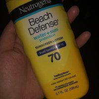 Neutrogena® Beach Defense® Water + Sun Protection Sunscreen Stick Broad Spectrum SPF 50+ uploaded by Sophia Z.