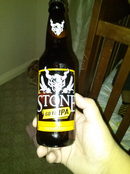 Photo of Stone Go To IPA - 6 PK uploaded by Jessica s.