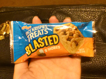 Photo of Kellogg's® Rice Krispies Treats Blasted S'mores uploaded by Aymee B.