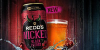 Redd's Wicked® Black Cherry Refreshingly Hard Ale 12-10 fl. oz. Cans uploaded by Holly H.