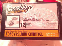Brooklyn Bean Roastery Coney Island Caramel Single Serve Coffee Cups, 5.5 oz, 12 count, (Pack of 6) uploaded by Terri P.