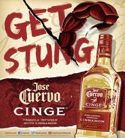 Jose Cuervo Cinge Cinnamon Flavored Tequila uploaded by Hannah F.