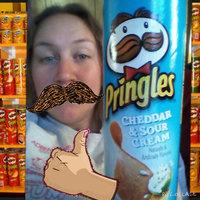 Pringles Cheez Ummms Cheddar & Sour Cream Potato Crisps uploaded by Debbie S.