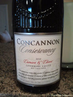 Concannon Vineyard Merlot Reserve 2010 750ML uploaded by Arielle B.