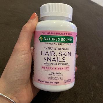 Nature S Bounty Extra Strength Hair Skin Nails