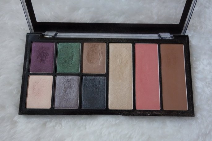 NYX Cosmetics Go-To Palette uploaded by Sarah W.