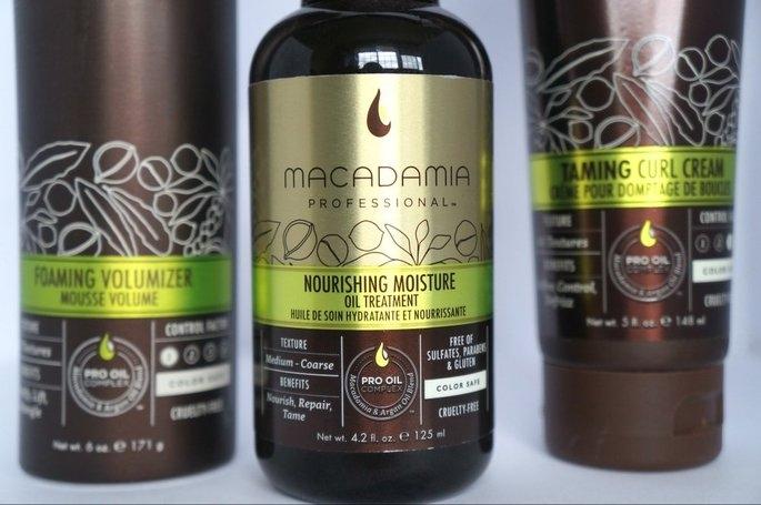 Macadamia Professional Nourishing Moisture Oil Treatment uploaded by Katie H.