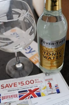 Fever-Tree Premium Indian Tonic Water uploaded by Dennis C.