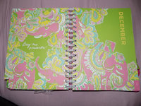 Lilly Pulitzer 17 Month Large Agenda, All Nighter uploaded by Courtney J.
