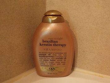 OGX® Ever Straight Brazilian Keratin Therapy Anti-Breakage Serum uploaded by Jaclyn D.
