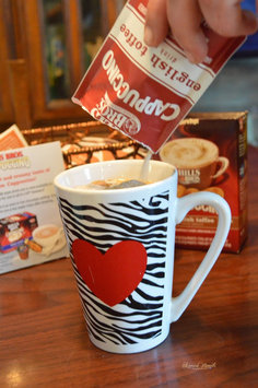 Photo of Hills Bros. Cappuccino Single Serve Cups, Salted Caramel uploaded by Dena K.