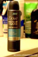Dove Men+Care Clean Comfort Dry Spray Antiperspirant uploaded by Diana B.