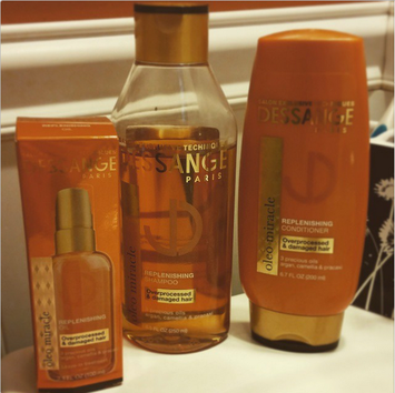 Photo of DESSANGE Paris Oleo Miracle Replenishing Conditioner uploaded by Jessica W.