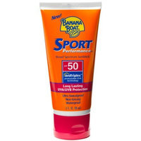 Banana Boat Sport Performance Broad Spectrum SPF 50 Sunblock Lotion 8 Oz Tube uploaded by Kristin H.