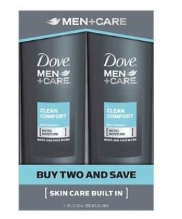 Photo of Dove Men+Care Clean Comfort Body And Face Wash uploaded by Stacy O.