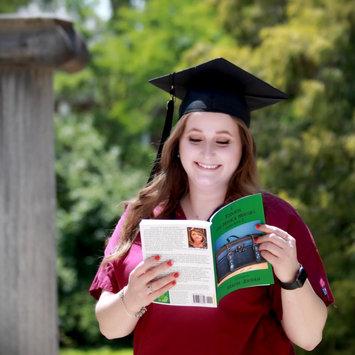 Photo uploaded to #GraduationLook by Lauren B.