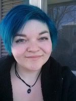 Ion Color Brilliance Brights Semi-Permanent Hair Color Aqua uploaded by Nikki S.