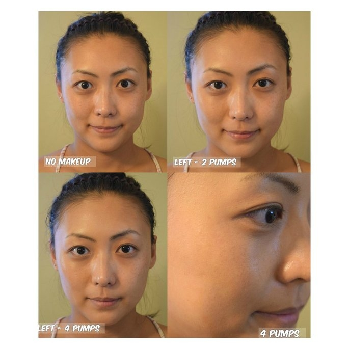 MAKE UP FOR EVER Water Blend Face & Body Foundation uploaded by Summer C.
