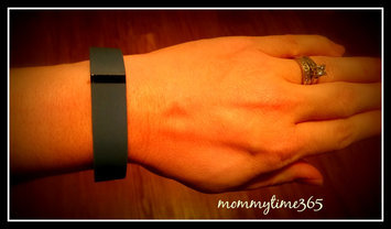 Photo of Fitbit - Charge Wireless Activity Tracker + Sleep Wristband (small) - Black uploaded by Jenn Y.