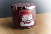 Bath Body Works Red Velvet Cupcake 3-Wick Scented Candle uploaded by Echo S.