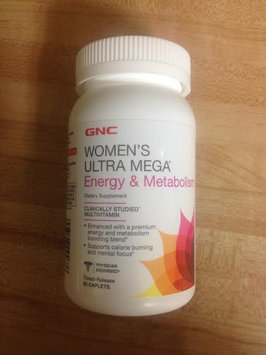Photo of GNC Women's Ultra Mega(r) Energy & Metabolism uploaded by Shelley W.