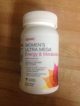 GNC Women's Ultra Mega(r) Energy & Metabolism uploaded by Shelley W.