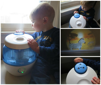 Vicks® Sweet Dreams Cool Mist Humidifier uploaded by Megan O.