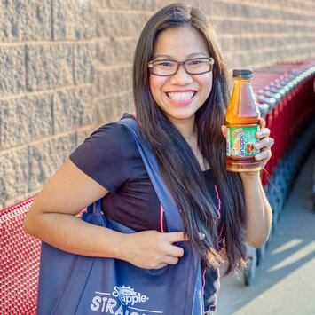 Photo of Snapple® Straight Up™ Unsweetened Tea 18.5 fl. oz. Bottle uploaded by Anna H.