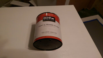 Interior Paint, Exterior Paint & Paint Samples: BEHR Premium Plus Paint 1-gal. Ultra Pure White Semi-Gloss Zero VOC Interior Paint 305001 uploaded by Casey K.