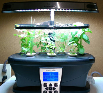 Photo of Aerogrow AeroGarden Gourmet Herbs Seed Kit uploaded by Jennifer W.