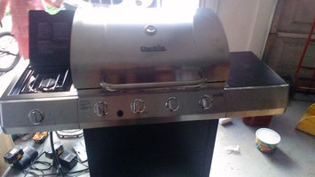 Photo of Char-Broil 4 Burner Gas Grill uploaded by Danielle H.
