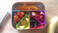 Lunch Bots LunchBots Trio Stainless 3-Compartment Container - 1 ct. uploaded by Melissa G.