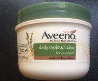 Aveeno® Daily Moisturizing Body Yogurt Vanilla and Oats uploaded by Kiran S.