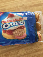 Nabisco Oreo Sandwich Cookies Strawberry Shortcake uploaded by Sunshine F.