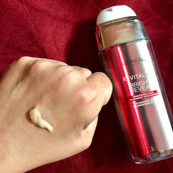 L'Oréal Paris Revitalift Bright Reveal Brightening Dual Overnight Moisturizer uploaded by N C.