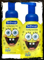 Softsoap® Sponge Bob Square Pants Foaming Hand Soap uploaded by Jen J.