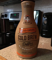 Califia Farms Califia Cold Brew Coffee Salted Caramel 10.5oz uploaded by member-d49d2318d