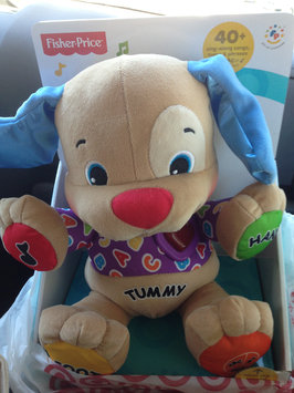 Photo of Fisher-Price Laugh & Learn Puppy, 1 ea uploaded by Megan A.