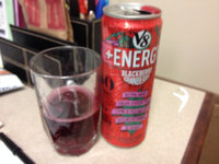 V8® +Energy Blackberry Cranberry Juice 12 fl. oz. Can uploaded by Kathie A.