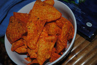 Doritos®  Nacho Cheese Flavored Tortilla Chips uploaded by Manoella L.