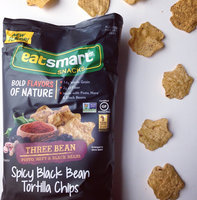 Eatsmart Snacks™ Spicy Black Bean Tortilla Chip uploaded by Carra D.