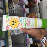 BabyGanics Cover Up Baby Pure Mineral Moisturizing Lotion - Fragrance Free - 4 oz -SPF 30 uploaded by fabiola a.
