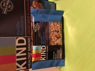 Photo of KIND® Granola Bar Vanilla Blueberry uploaded by Sherri C.